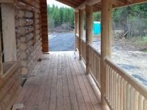 Log Home Remodels